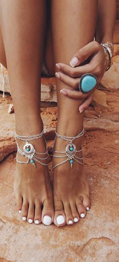 Summer Inspiration : anklet checklist - Anklet 200
