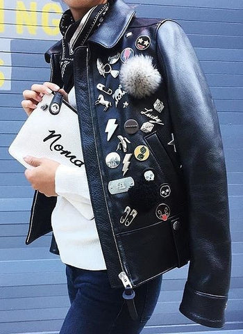 Does your old denim need fixed up? Add some patches to cover