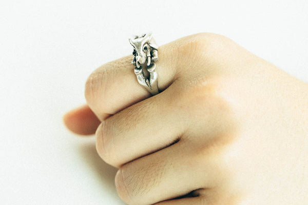 Open Elephant Ring-A