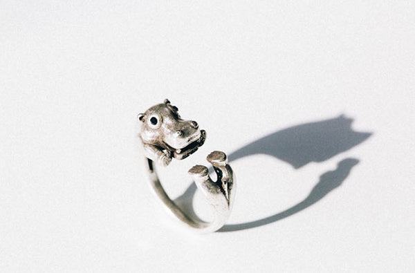 Open Hippo Ring