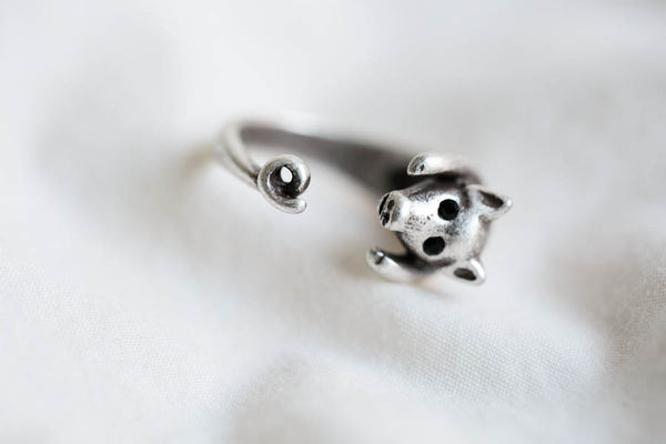 Open Pig Ring
