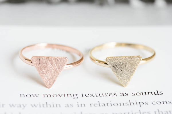 Triangle Ring-C