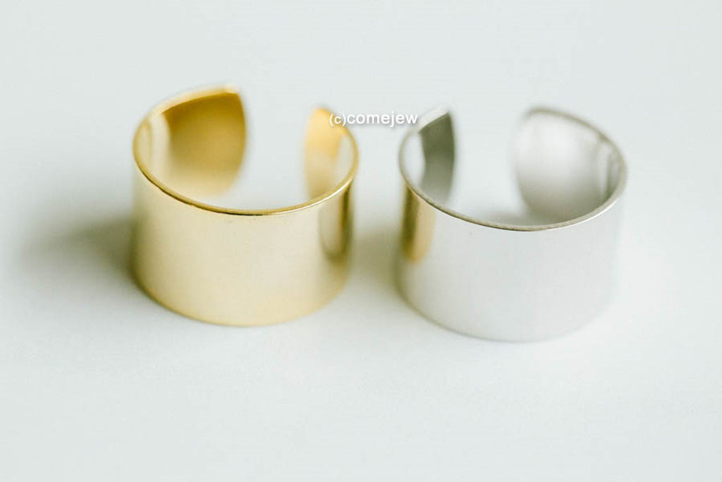 Adjustable Basic Ring