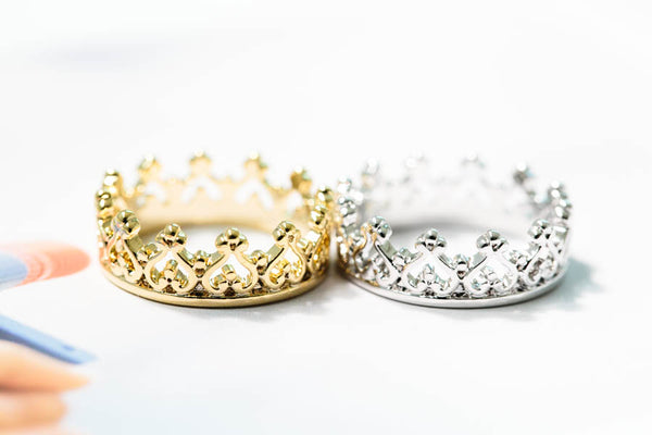 Crown Ring-B
