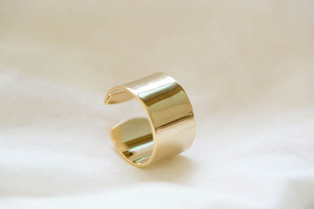 Adjustable Simple Ring-A