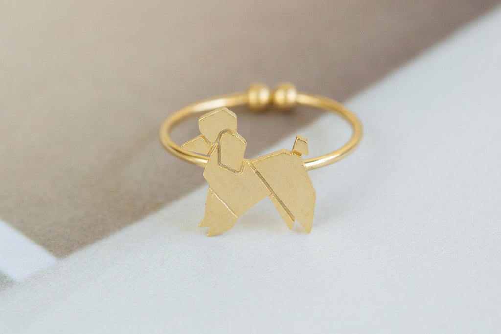 Adjustable Poodle Ring