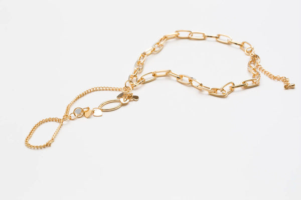 Chain Anklet-B