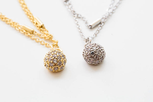 Ball Pendant Anklet-A