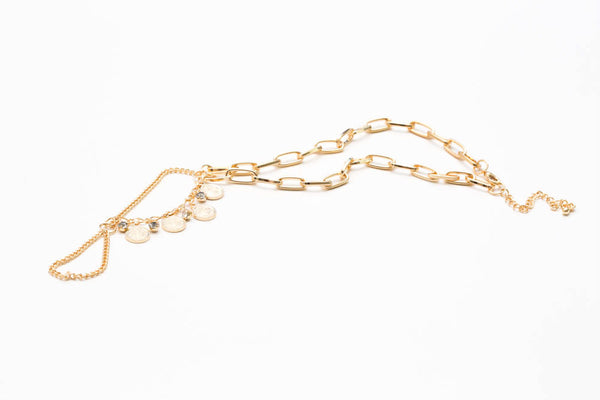 Chain Anklet-E