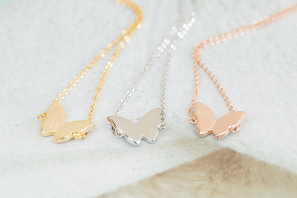 Butterfly Anklet-A