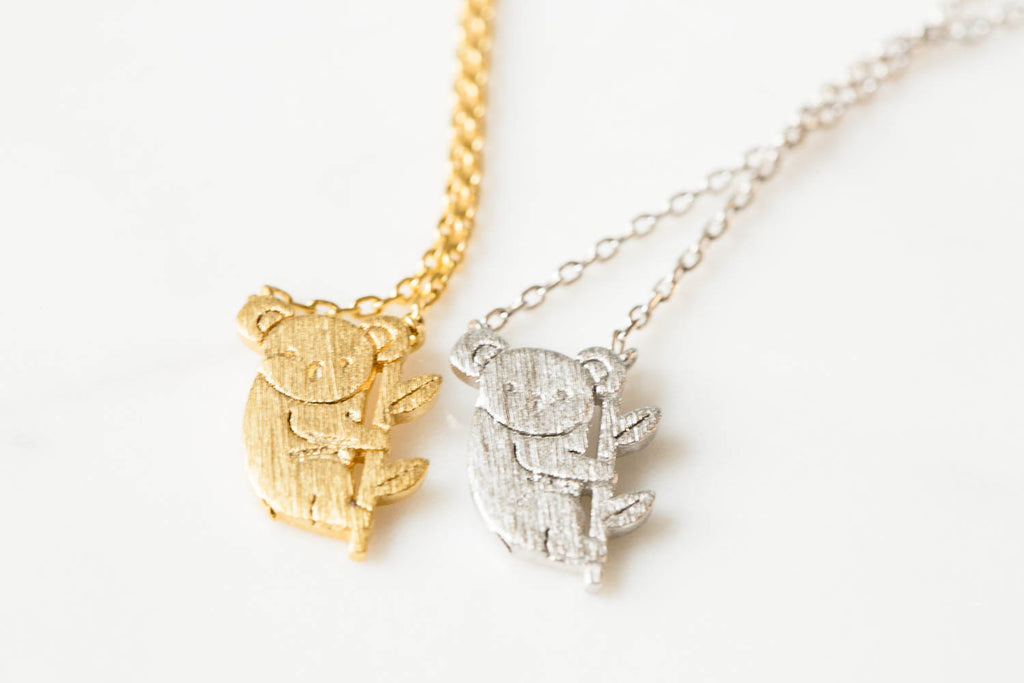 Koala Necklace-kx