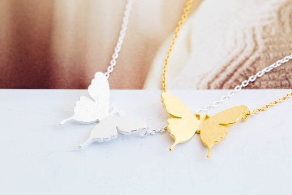 Butterfly Necklace-mf