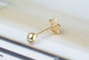 14k Gold  star Piercing-AD
