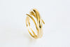 Cool Bohemian Twig Bush Delicate Ring For Women Teens Girls