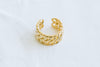 Chain Shape Non Pierced Ear Cuff Earring