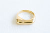 Cool Bohemian Round Stacking Bone Shape Ring For Women Teens Girls