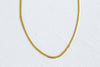 925 Sterling Silver Bridesmaid Gift Link Thick Chain Necklace