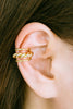 Twist Non Pierced Ear Cuff Earring
