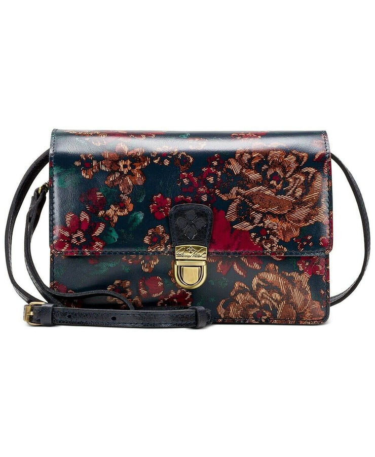 Patricia Nash Women's Fall Tapestry Lanza Crossbody