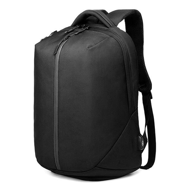 Anti Theft Laptop Backpack 15.6 Waterproof Backpacks - Black / 16Inch (31x24x45cm) - Backpacp_Oct
