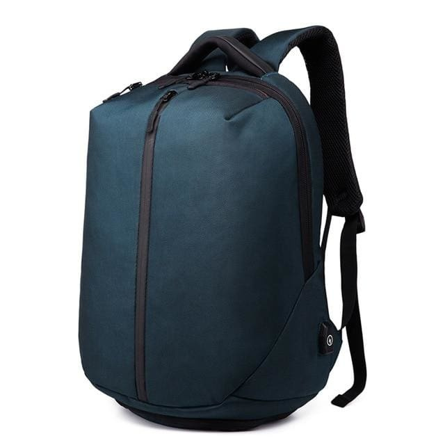 Anti Theft Laptop Backpack 15.6 Waterproof Backpacks - Blue / 16Inch (31x24x45cm) - Backpacp_Oct
