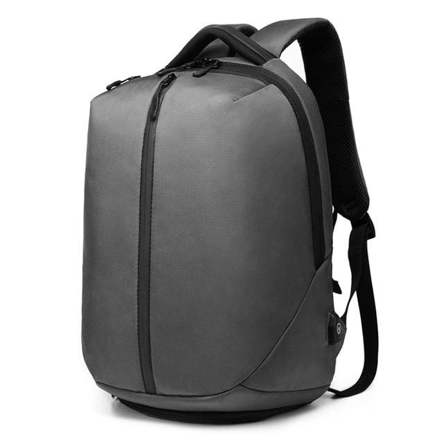 Anti Theft Laptop Backpack 15.6 Waterproof Backpacks - Gray / 16Inch (31x24x45cm) - Backpacp_Oct