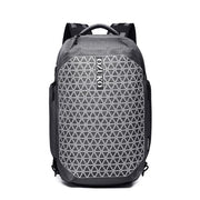 Backpack anti theft men waterproof - Gray / 15.6inch(33x18x52CM) - Backpacp_Oct
