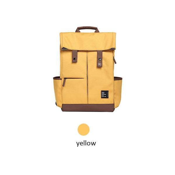 Backpack Ipx4 water repellent 13L Large - YELLOW - backpack