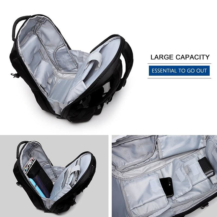 Backpack Waterproof oxford 15.6 inch - Backpacp_Oct
