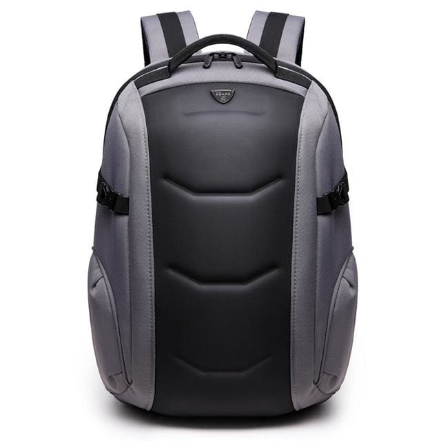 Backpack Waterproof oxford 15.6 inch - Gray / 16 Inch(32x18x47cm) - Backpacp_Oct