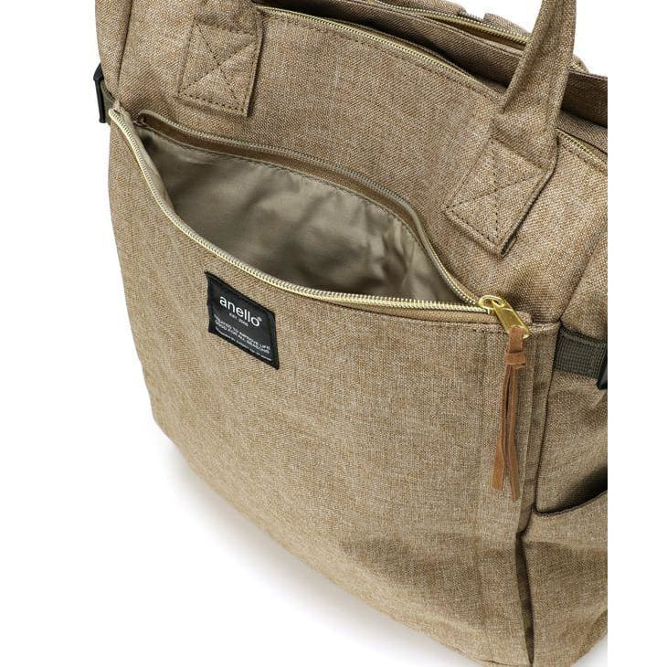 Canvas large school backpack - Backpacp_Oct