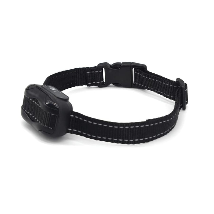 Dog Training Collar with remote Shock or No Shock COLOR Black - Remote Control Dog Training Collar