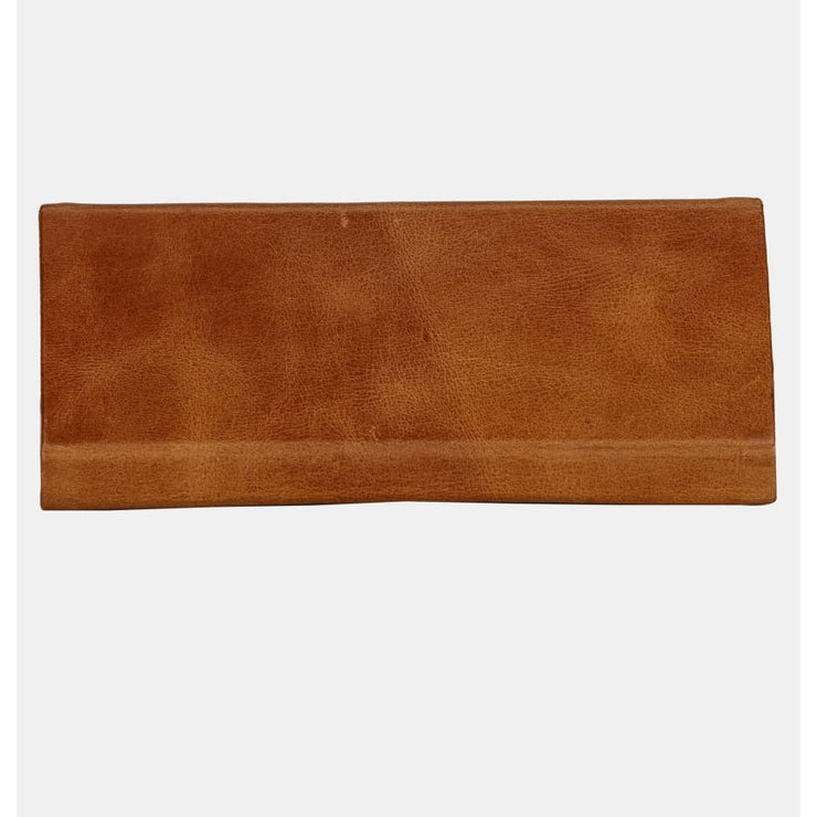 Finelaer Slim Lightweight Matt Leather Vintage - wallet
