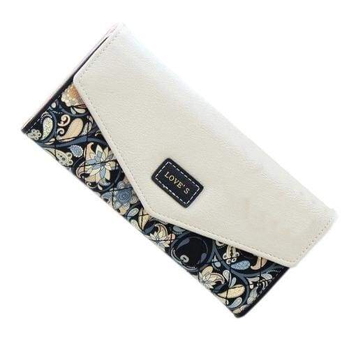 Lady Women Wallets pu Leather Clutch - 1 - Wallets