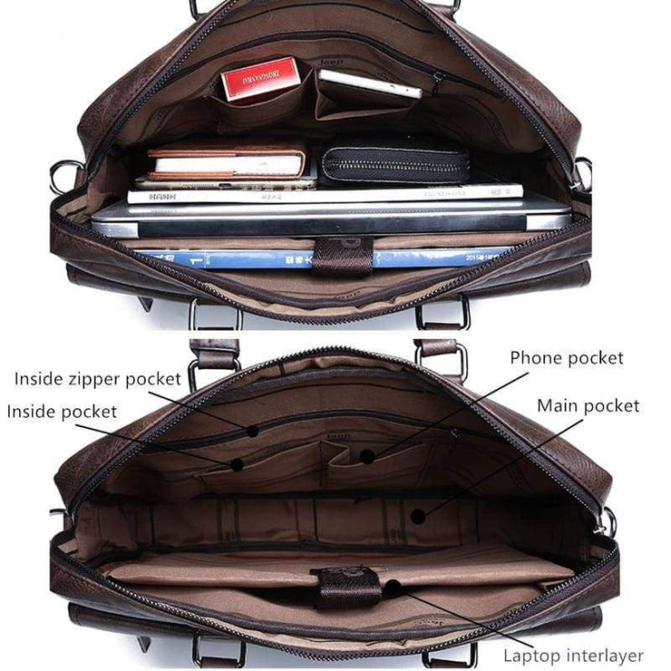 Men briefcase bag - Backpacp_Oct