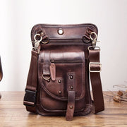 Men travel shoulder crossbody messenger bag - Men_Briefcase