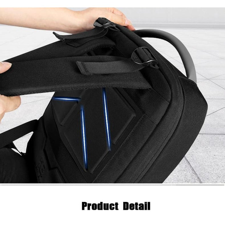 Multi-function anti theft backpack waterproof - Backpacp_Oct