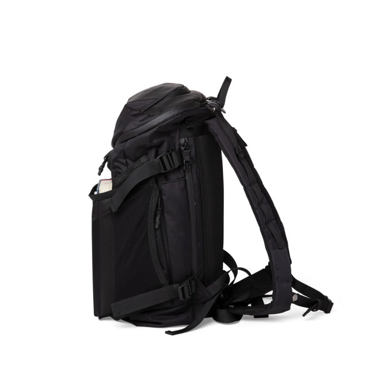 Poche Black - Backpacp_Oct