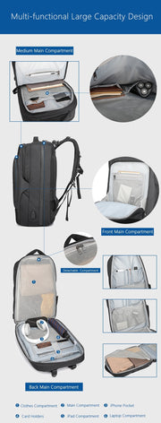 Travel Backpacks Water Repellent