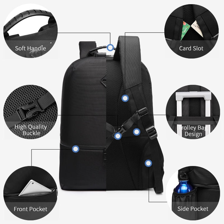 Backpack Waterproof School Bag