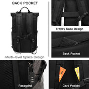 Multi-function Men Anti Theft Backpack 15.6 inch