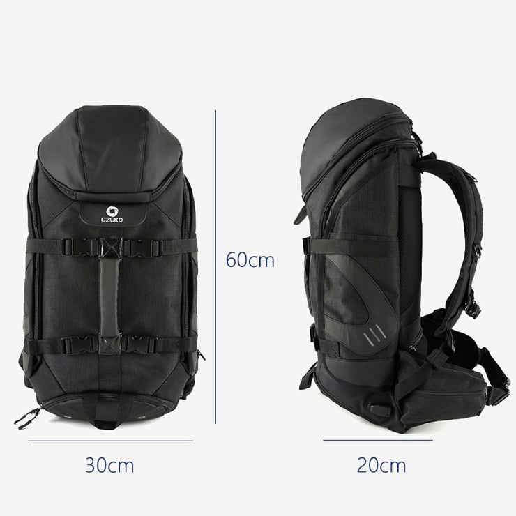 Backpack Large Capacity 17 inch Laptop Bag