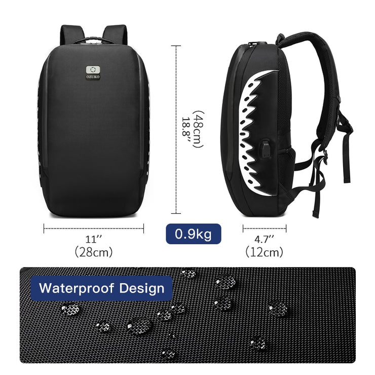Backpack Fashion Waterproof Backpacks Travel Bag