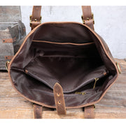 Classic Retro First Layer cowhand handbag