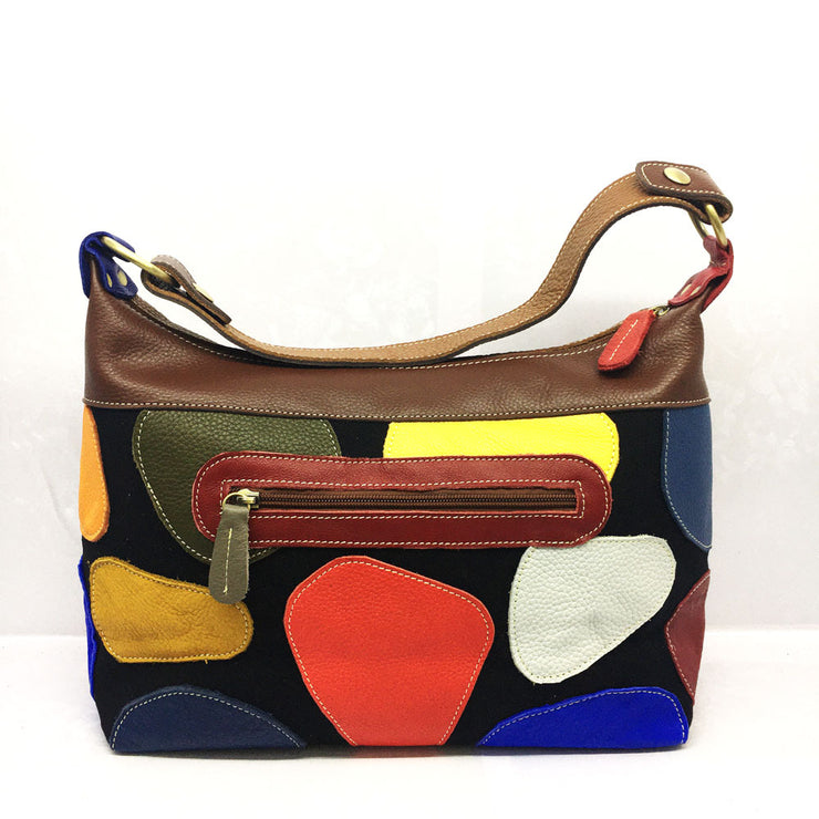 Hobo Shoulder Bag Women High Quality Vintage