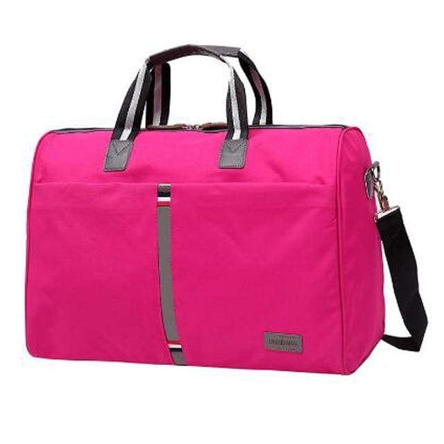 Sac de voyage pliable - Smell Pink - Canvas_Tote_2020