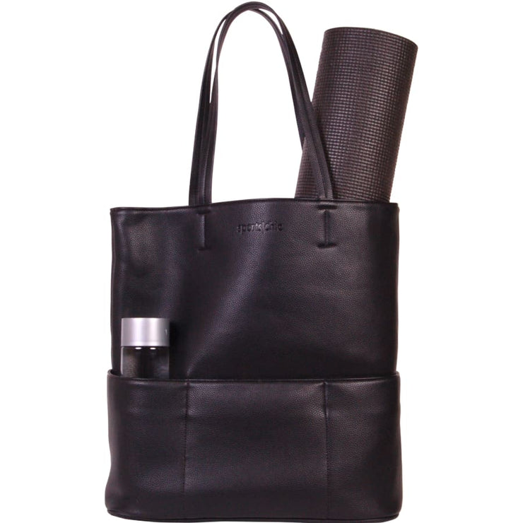Sports Chic Women's Vegan Tote Bag - Canvas_Tote_2020