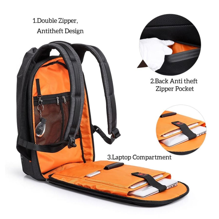 Tangcool backpack waterproof - Backpacp_Oct