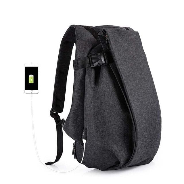 Tangcool backpack waterproof - black S - Backpacp_Oct