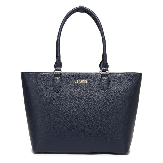 The Classic Tote - Navy Blue - Canvas_Tote_2020